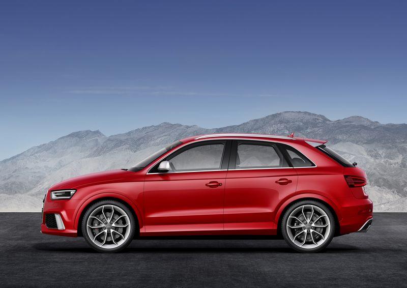Lire l'article «Audi RS Q3 : commercialisation en France, les tarifs»