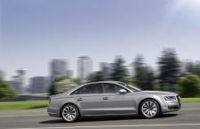 Audi A8 : nouveau restylage