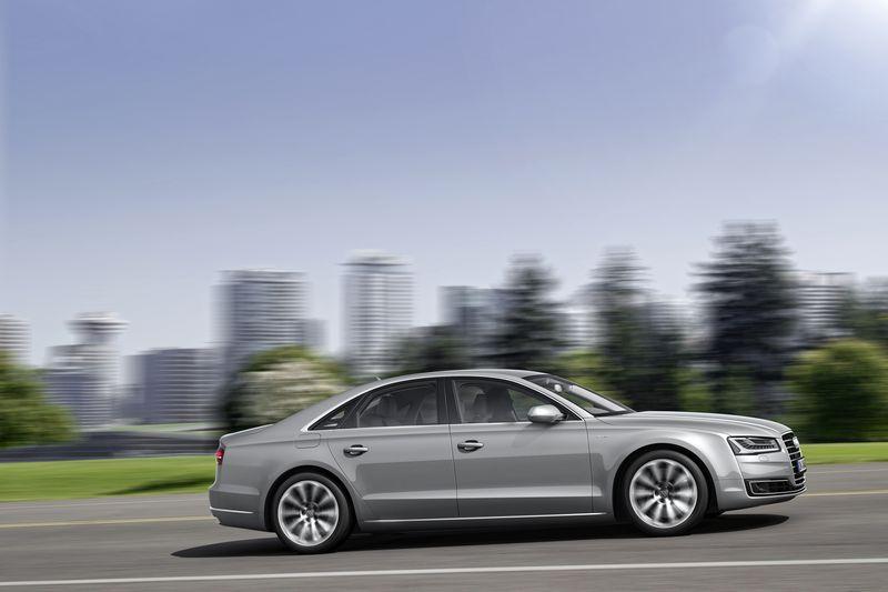 Lire l'article «Audi A8 : nouveau restylage»