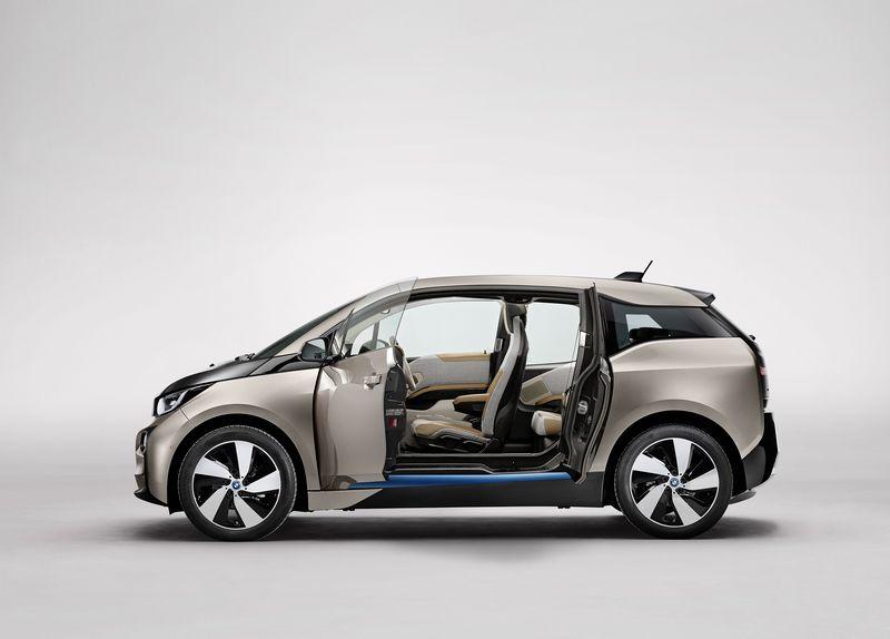 Lire l'article «Nouvelle BMW i3, la citadine 100% électrique»