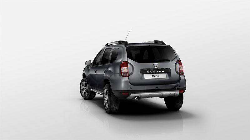 Lire l'article «Dacia Duster restylé : premières photos et infos»