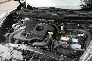 Nissan Juke Nismo moteur - essai Vivre Auto