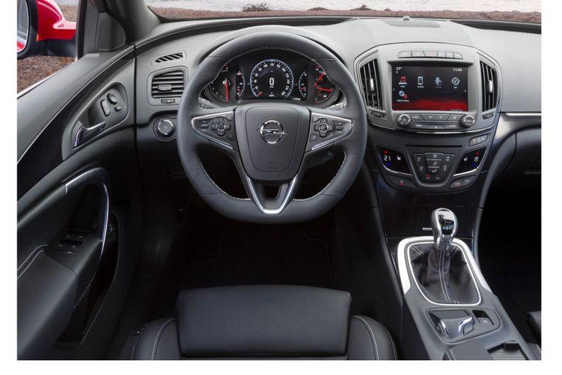 Lire l'article «Restylage de l'Opel Insignia : c'est au tour de l'OPC !»