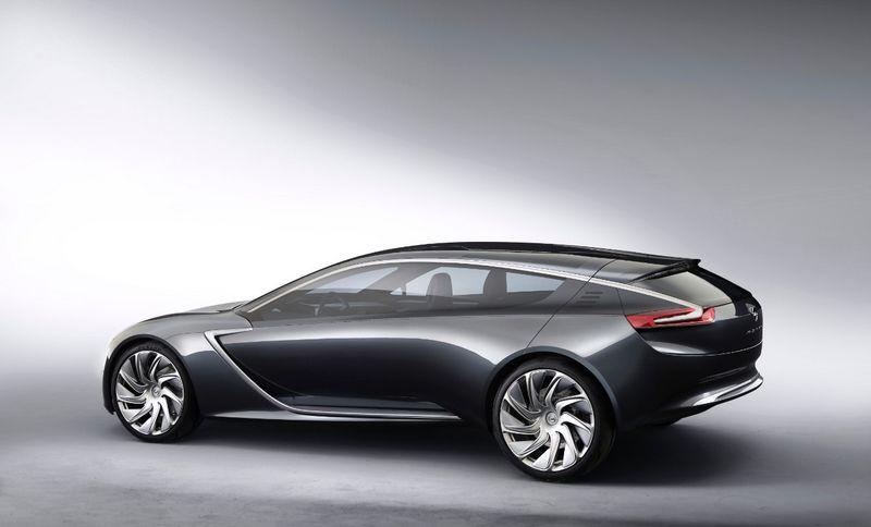 Lire l'article «Opel Monza  : le concept qui préfigure le futur du constructeur»