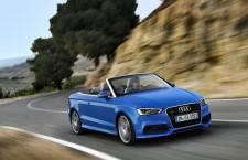 Nouvelle Audi A3 Cabriolet