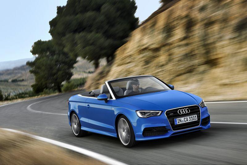 Lire l'article «Nouvelle Audi A3 Cabriolet»