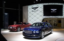 Bentley Continental GT V8 S Coupé et Convertible