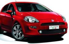 Série limitée Fiat Punto Italia