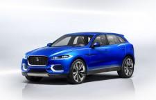 Jaguar C-X17 Concept, le futur SUV
