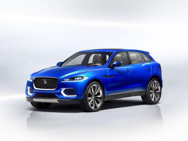 Lire l'article «Jaguar C-X17 Concept, le futur SUV»