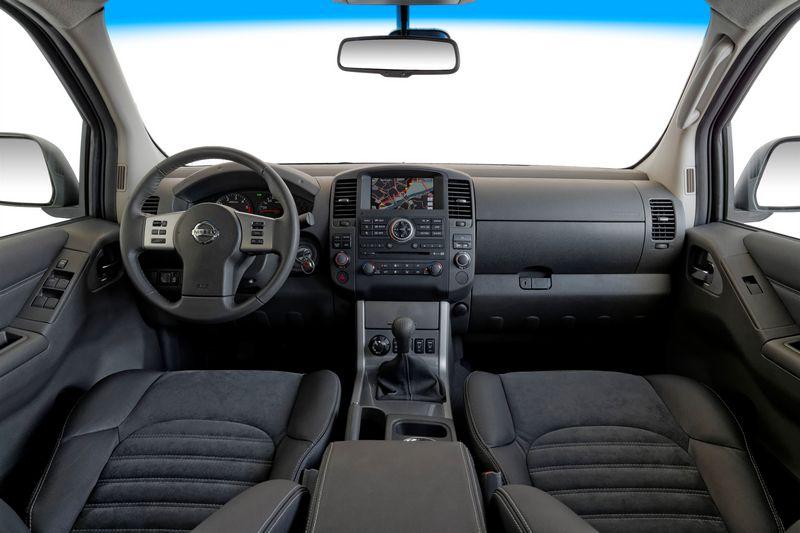 Lire l'article «Nissan Navara V6 dCi Edition Limitée»