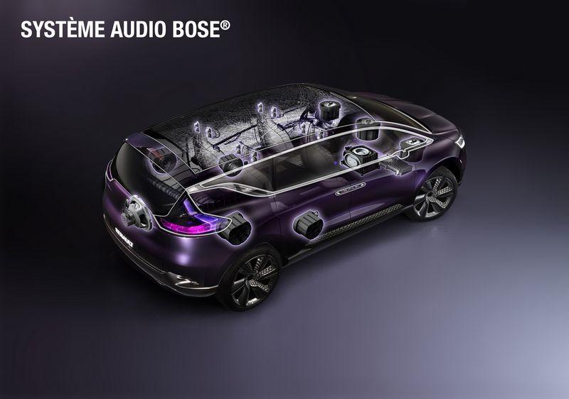 Lire l'article «Concept-car Renault Initiale Paris, le remplaçant de l'Espace»