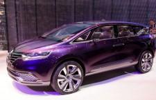 Concept-car Renault Initiale Paris, le remplaçant de l'Espace