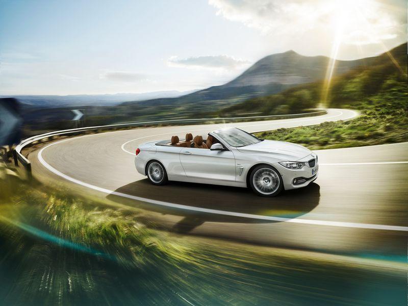 Lire l'article «Nouvelle BMW Série 4 Cabriolet»