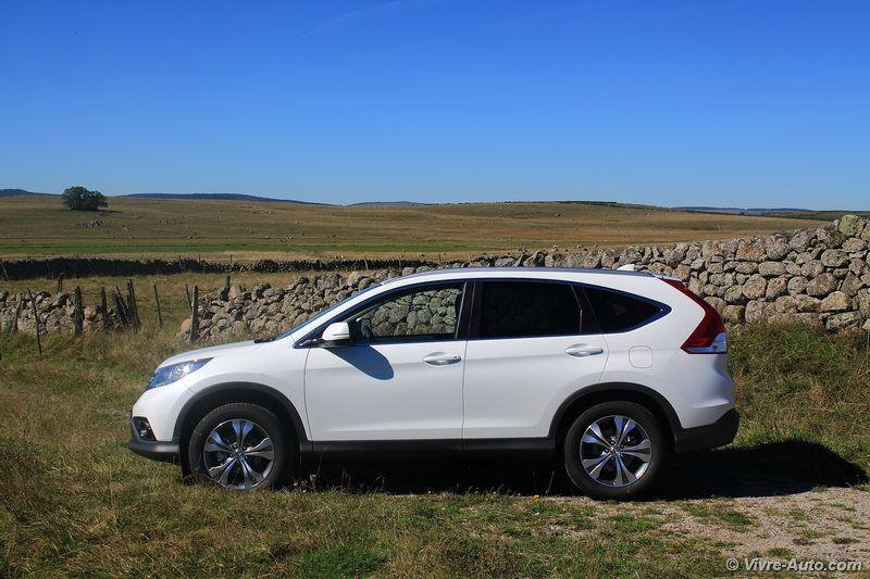 Lire l'article «Essai Honda CR-V 1.6 i-DTEC 120 & 2.2 i-DTEC 150»