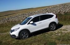 Essai Honda CR-V 1.6 i-DTEC 120 & 2.2 i-DTEC 150