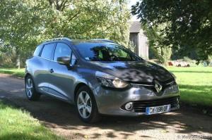 Renault Clio 4 Estate - essai Vivre Auto