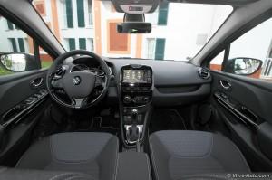 Renault Clio 4 Estate Intérieur - essai Vivre Auto