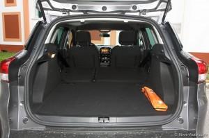 Renault Clio 4 Estate coffre - essai Vivre Auto