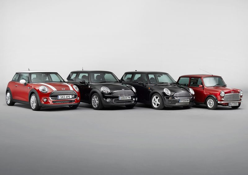 Lire l'article « Nouvelle Mini 2014 : Plus de volume ! »