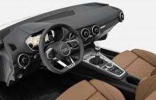Future Audi TT : première photos du tableau de bord