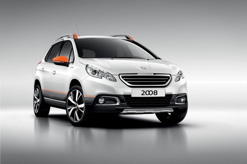 Lire l'article «Série limitée Peugeot 2008 Urban Cross»
