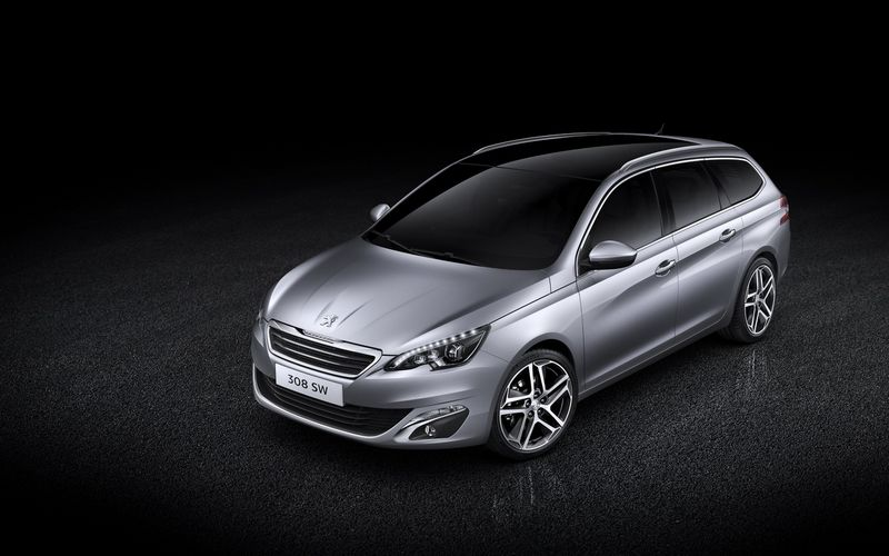 Lire l'article « Nouvelle Peugeot 308 SW : le nouveau break compact du lion »