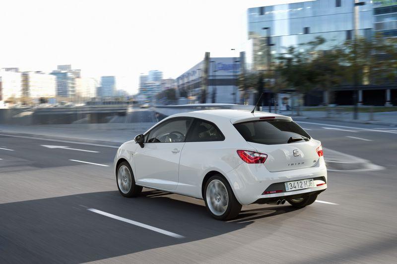 Lire l'article «Nouvelle Seat Ibiza 1.2 TSI 85 ch»