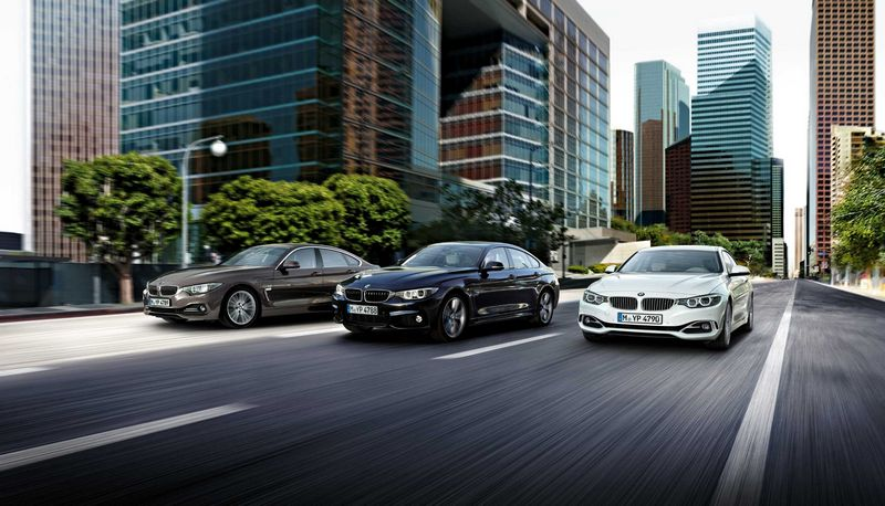 Lire l'article «Nouvelle BMW Série 4 Gran Coupé, infos & tarifs»