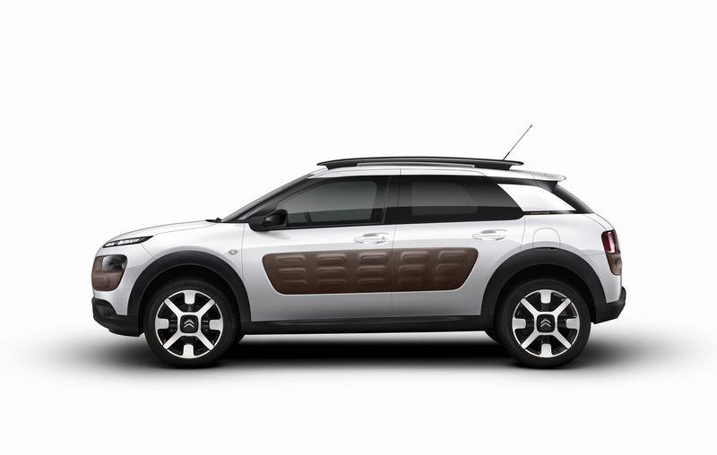 Lire l'article «Nouveau Citroën C4 Cactus : les infos & photos officielles»
