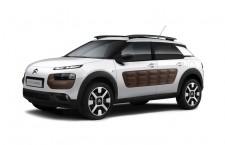 Nouveau Citroën C4 Cactus : les infos & photos officielles
