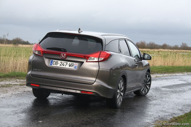 Lire l'article « Essai Honda Civic Tourer 1.6 i-DTEC 120 ch »
