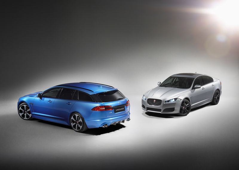 Lire l'article « Jaguar XFR-S Sportbrake : le break de 550 ch ! »
