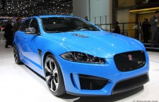Jaguar XFR-S Sportbrake : le break de 550 ch !