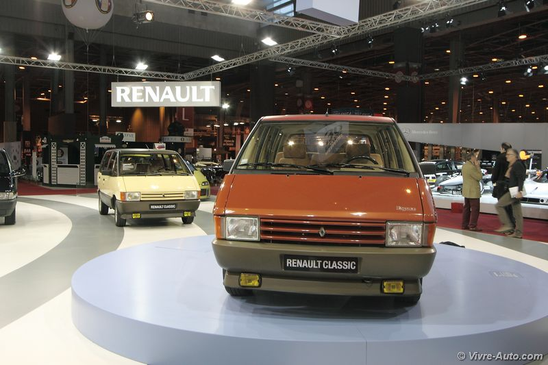 Lire l'article « Salon Rétromobile 2014 : le reportage photo »