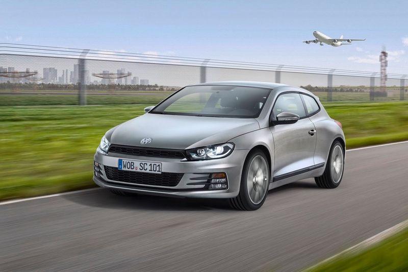 Lire l'article «Volkswagen Scirocco restylé»