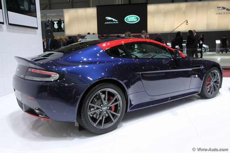 Lire l'article «Aston Martin V8 Vantage N430»