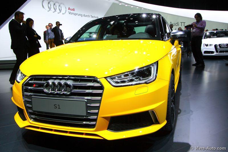Lire l'article «Audi S1 & S1 Sportback»