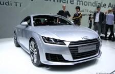 Nouvelle Audi TT : faire plus avec moins