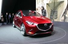Mazda Hazumi : la future Mazda 2