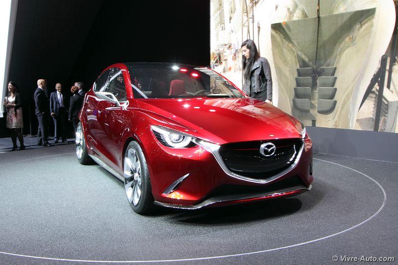 Lire l'article «Mazda Hazumi : la future Mazda 2»