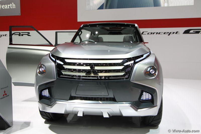 Lire l'article «Les concepts Mitsubishi au salon de Genève : AR, GC-PHEV et XR-PHEV»