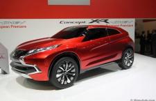 Les concepts Mitsubishi au salon de Genève : AR, GC-PHEV et XR-PHEV