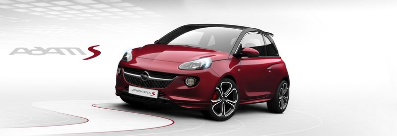 Lire l'article « Opel Adam S : 1.4 Turbo de 150 ch »