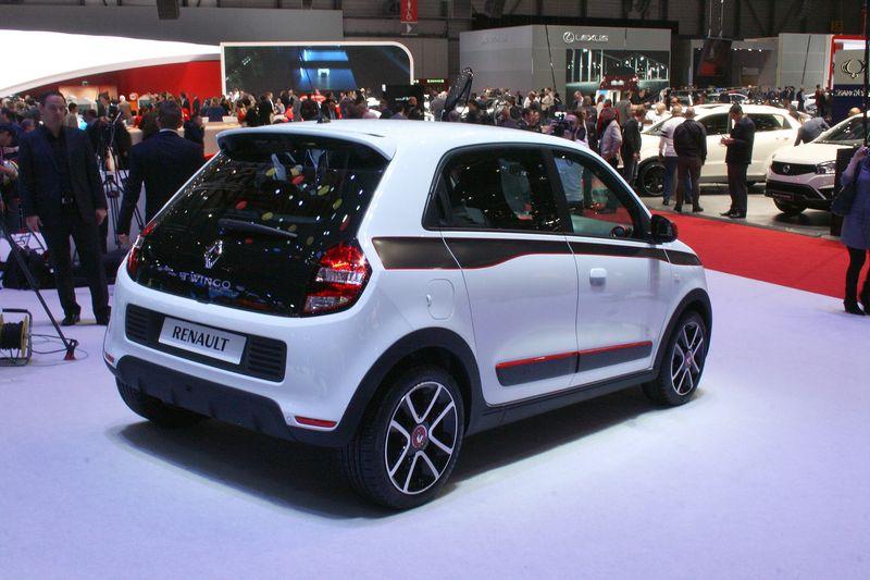 Lire l'article «Nouvelle Renault Twingo»