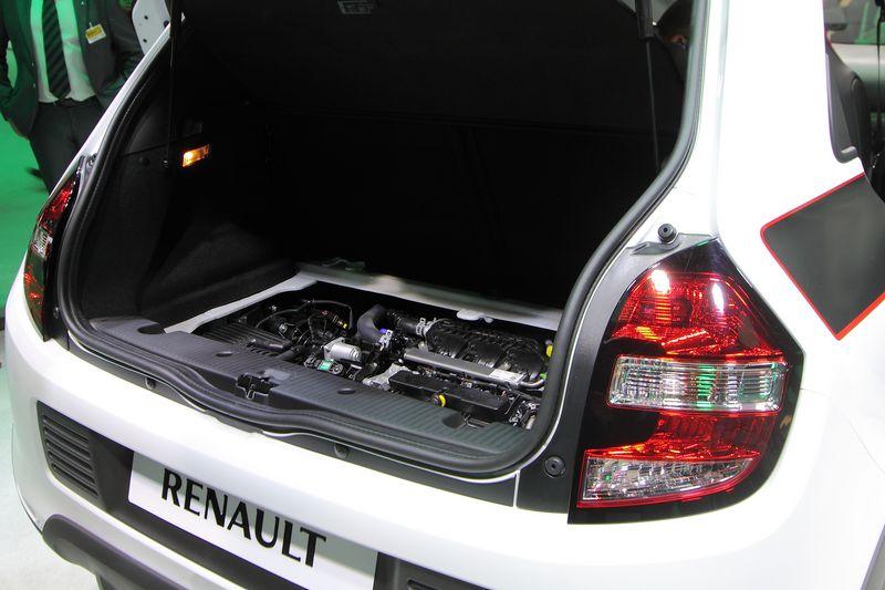 la nouvelle renault twingo propulsion moteur central arri re autos. Black Bedroom Furniture Sets. Home Design Ideas
