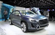 Subaru Viziv 2 Concept : un futur SUV hybride ?