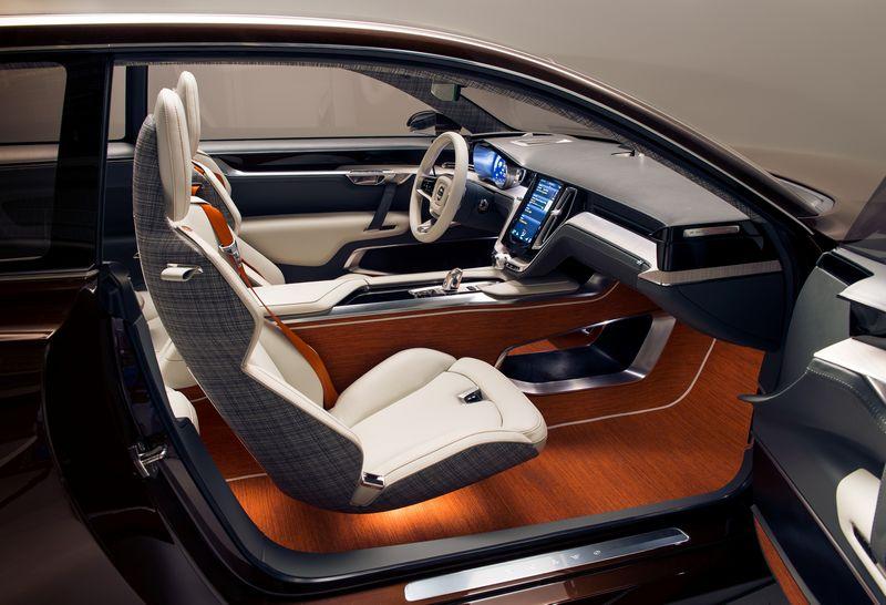 Lire l'article «Volvo Estate Concept : derniers indices avant la réalité»
