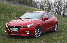 Essai Mazda 3 2.2 Skyactiv-D 150 Dynamique