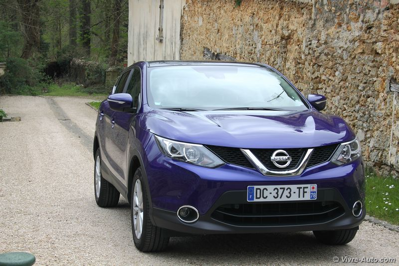 Lire l'article «Essai Nissan Qashqai 2 1.5 dCi 110 : de nouveau leader ?»